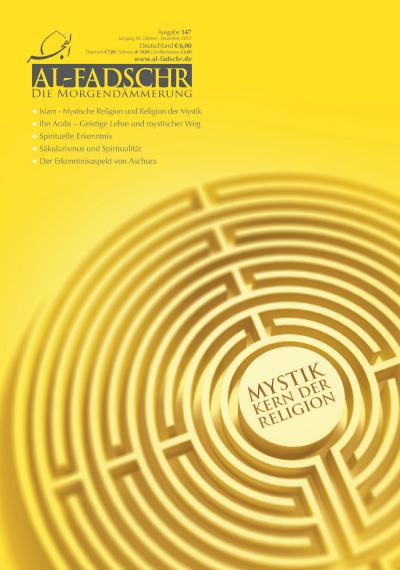AF - Cover - 147 - Mystik - Kern der Religion